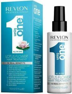 Revlon Uniq One All In One Hair Treatment Lotus 150ml