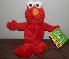 "Sesame Street  Fisher Price Elmo Floppy Plush Pal 10"" 2005 mattel"