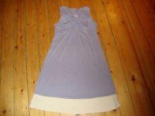 BNWT Ladies MATERNITY Lilac/Cream Nightdress Size XL - 16-18