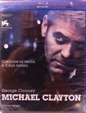 Blu-ray Disc MICHAEL CLAYTON con G. CLOONEY sigillato Nuovo 2007