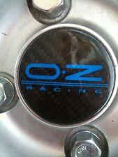 OZ Racing calcomanías Autoadhesivos Racing llantas de Split reducido deriva VW GTI Turbo Ruedas x4