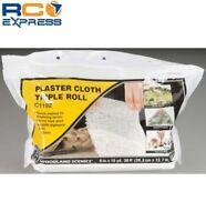 Woodland Scenics Plaster Cloth Triple Roll 8 X 45' WOOC1192