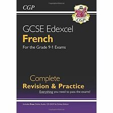 New GCSE French Edexcel Complete Revision & Practice (with CD & Online Edition)