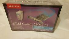 ADAPTEC 2904CD PCI SCSI CARD