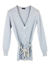 Fred Perry tie string cardigan