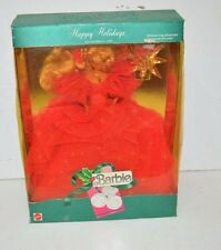 Vintage Special Edition 1990 Holiday Barbie