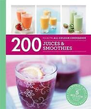 200 Juices & Smoothies: Hamlyn All Colour Cookbook (Hamlyn All Colour Cookery),
