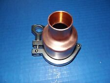"Easy Moonshine Still Beer Keg 2""-1"" Copper Column Pipe Adapter Tri Clamp alcohol"