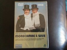 The Best Of Morecambe & Wise DVD 2001 Still sealed #FREE P&P UK #