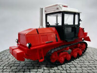VT-150 Russian Сaterpillar Tractor 1/43 Scale 2003 Collectible Model HACHETTE