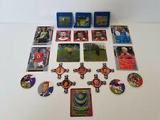 Football Trading Cards, Tazos & Memorabilia - Holographics - Rare - Hasbro Sport
