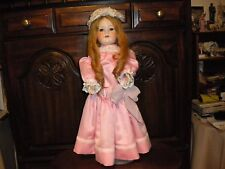 PRETTY ANTIQUE ARMAND MARSEILLE  DOLLY FACE DOLL