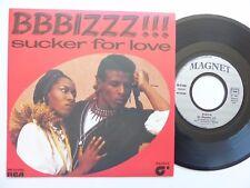 BBBIZZZ !!! B BIZ R  Sucker for love PB 61486 France Discotheque RTL