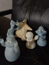 Vintage Casper The Friendly Ghost 5 Glow in the Dark Hand Puppets 1995 Pizza Hut