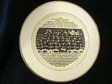 1949 U.Kentucky Wildcats Football Team Photo Plate w/Bear Bryant Orange Bowl