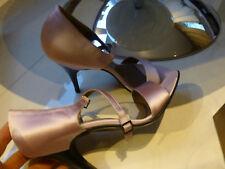 Zapatos de gucci pumps cuero satén zapatos baile