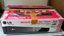 LG BD370 Blu-ray Disc Player, YouTube, LAN --- Neuw. aber nicht OK, bitte lesen