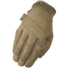 MECHANIX WEAR ORIGINAL US TACTICAL GLOVES WORK AIRSOFT PAINTBALL SHOOTING COYOTE