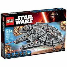 NIB! LEGO Star Wars Millennium Falcon 75105
