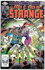 Doctor Strange #54 (Marvel 1982 vf- 7.5) by Roger Stern & Paul Smith
