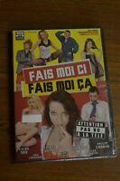 DVD POUR ADULTES FAIS MOIS CI FAIS MOI CA