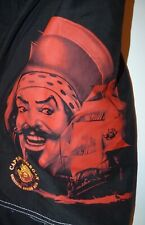 Captain Morgan Pirate Rum Promo Mens Bathing Suit Board Swim Board Shorts