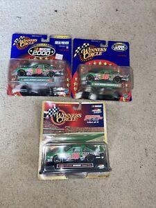 LOT OF 3 Winner's Circle Daytona 500 Speedweeks 99 #18 Bobby Labonte 1/43 Scale