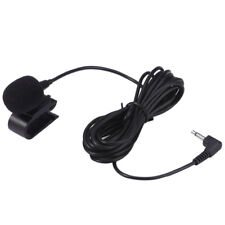 Professionals Car Audio Microphone 3.5mm Jack Plug Mic Stereo Mini Wired NP
