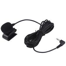 Professionals Car Audio Microphone 3.5mm Jack Plug Mic Stereo Mini Wired HK