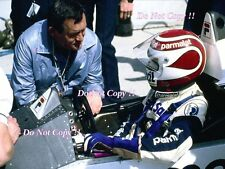 Nelson Piquet Brabham BT52 F1 World Champion 1983 Photograph 1