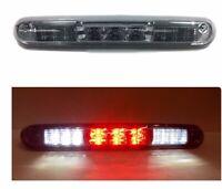 07 13 Chevy Silverado GMC Sierra Smoke Third 3rd LED Brake Light Cargo Lamp