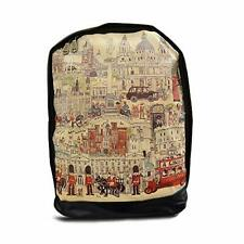 New London City Backpack School Bag Rucksack Brand New Gift - Londonroyal