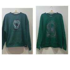 """New Officially Harry Potter """"Slytherin"""" Jumpers For Ladies/Woman"""