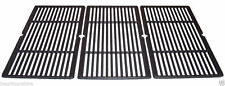 "Coleman Gas Grill Cast Iron Coated Set Cooking Grates 28.5"" x 14 13/16 ""  67803"