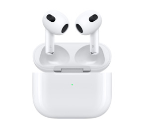 Apple AirPods 3rd Generation with Wireless Charging Case NEW