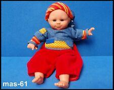 MUNDIA poupée 38 cm poupette doll bébé