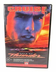 Days Of Thunder DVD Tom Cruise New & Sealed Region 4 Free Postage