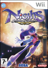 Nights Journey of Dreams Wii Nintendo jeu jeux games spellen spelletjes 2797
