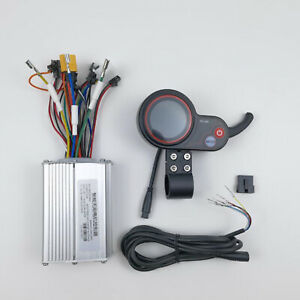 48V 20A Brushless Motor Controller Kit TF-100 Display Screen for KUGOOM4 Scooter