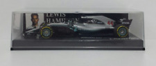MINICHAMPS 1/43 LEWIS HAMILTON #44 MERCEDES AMG F1 W09 WORLD CHAMPION 2018 HALO