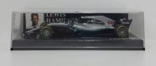 1 43 Minichamps Mercedes AMG F1 W09 EQ World Champion Hamilton 2018