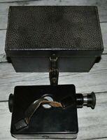 Ancien appareil de Mesure Pyroptique - Pyrometre Chauvin Arnoux  *** A Voir ***