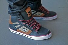 ☆—DC Shoes—Spartan High WC WNT—US 10—Black—Brown—Red—Winter—Skater—Sneakers—☆