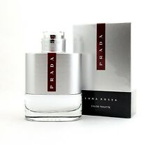 Prada Luna Rossa Cologne Eau de Toilette Spray 3.4oz./100ml. for Men. New