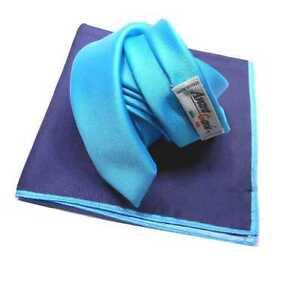Ensemble Cravate Turquoise 4 Et Sac à Main Bleu Conseil En de Contraste Italy