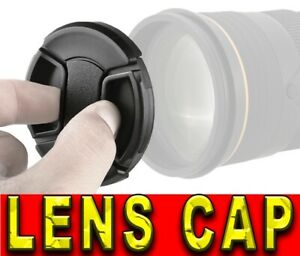 TAPPO COPRI OBIETTIVO lens cap cover adatto per Canon RF 600mm F11 IS STM 82M
