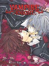 Vampire Knight Artbook por Matsuri Hino Libro de Tapa Dura 9781421540054 Nuevo