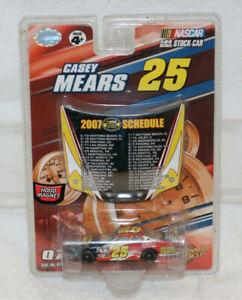 2007 Casey Mears #25 National Guard 1:64 NASCAR Diecast Car NEW