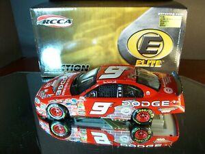 Bill Elliott #9 Dodge Dealers 10th Running Brickyard 2003 Dodge Intrepid Elite