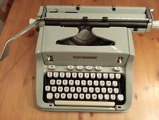 Máquina de escribir Hermes 3000 (Made In Switzerland) Vintage 1968 Typerwriter